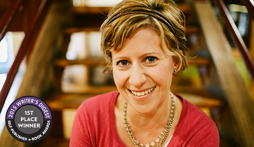 Melanie Hooyenga, young adult author