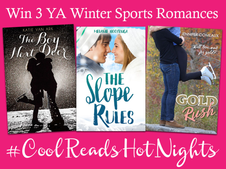 Cool Reads, Hot Nights Giveaway
