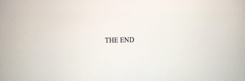 The End (number 7)